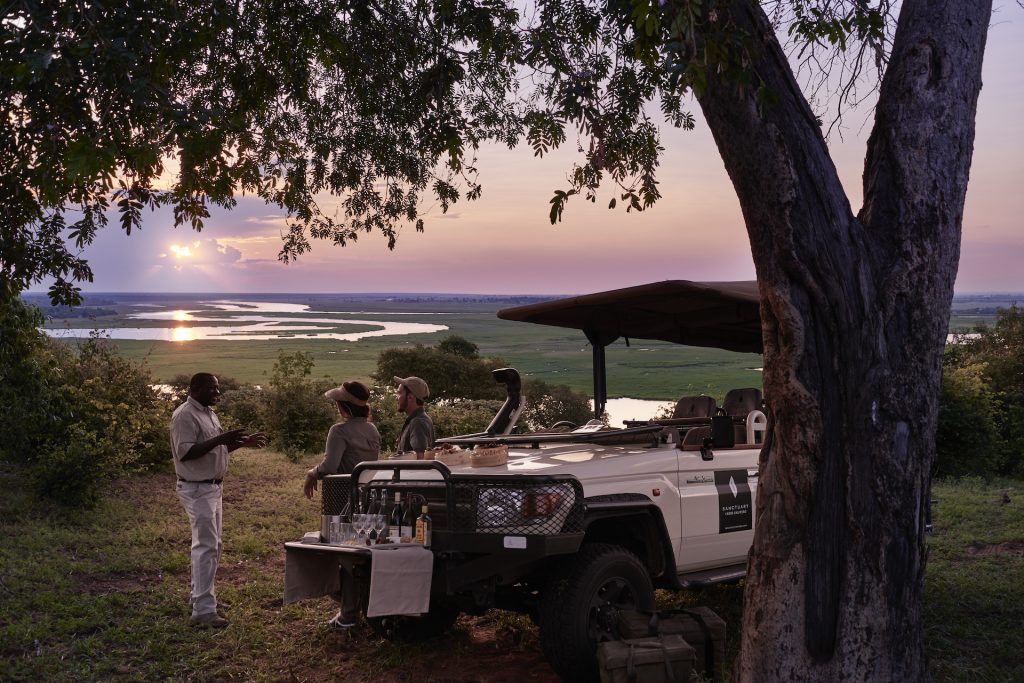 Botswana, Chobe National Park.